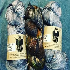 Hand dyed luxury yarns from a male perspective. Yarns, Omega, Wolf, Kit, Luxury, Knitting, Tricot, Breien, Wolves