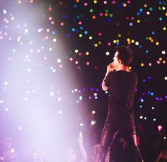Brendon urie panic at the disco death of a bachelor tour 2017 this is honestly one of my favorite pictures of him now more information more information brendon urie panic at the disco death of a bachelor tour m4hsunfo