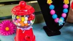 DIY your own Gumball Machine from @tmemme28! Tune in to #homeandfamily weekdays at 10/9c on Hallmark Channel!