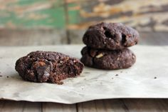 my darling lemon thyme: gluten + dairy-free mexican chocolate almond cookies recipe...another idea for your mexican chocolate @Andrea Cody!