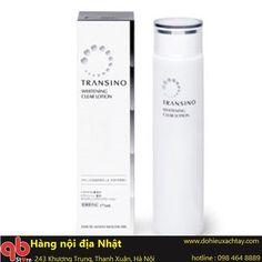 Nước hoa hồng Transino Whitening Clear Lotion 175ml