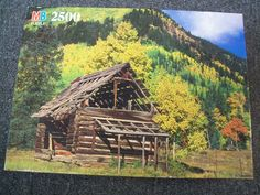 Milton Bradley Grand 2500 Piece Jigsaw Puzzle Uncompahgre National Forest Co | eBay $29.95