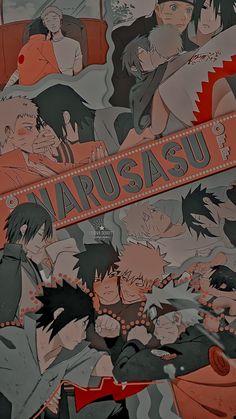 Wallpaper NaruSasu