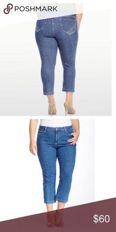 dd4dafeca2cd NJDJ Ankle Maryland Wash Jeans 24W NWT Brand new with tags NYDj Ankle  Maryland Wash Jeans