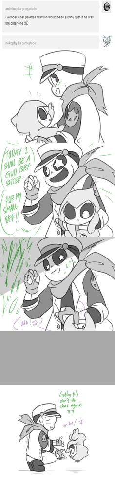 Palette x goth, ima die from this cuteness Undertale Comic Funny, Undertale Love, Undertale Ships, Undertale Fanart, Undertale Drawings, Comic Pictures, Imagines, Anime Ships, Fandom