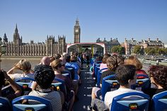 The Original London Sightseeing Bus Tour