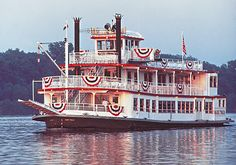 mississippi riverboats of the 1800s | Sweet Carolina Riverboat Cruise Sweepstakes