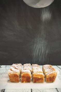 It Gets Better ~ Ooey- Gooey Butter cake ~ divine writing of loss tangled with acceptance and the comfort of cake...