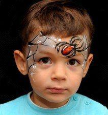 Kinderschminken: sparkling faces