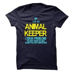 I am an Animal Keeper - #wedding gift #gift card. LIMITED TIME => https://www.sunfrog.com/LifeStyle/I-am-a-Animal-Keeper.html?68278