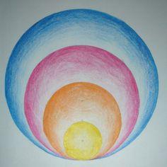 Waldorf ~ 6th grade ~ Math ~ Geometry ~ Eccentric Circles