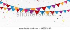 Birthday celebration banner