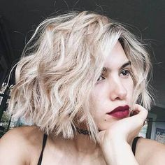 10-Short Sexy Hairstyle