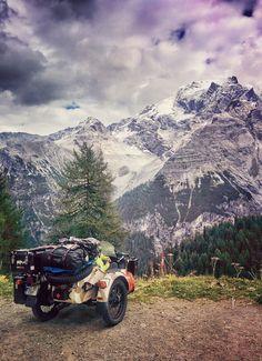 Stelvio Pass (Itália)