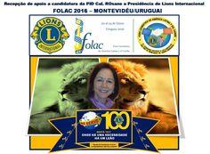 FOLAC 2016 – MONTEVIDÉU/URUGUAI