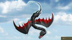 razor whip dragon - Google Search