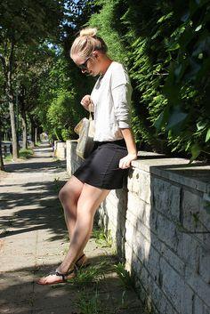 Relaxing Monday | Axelle Blanpain | Style playground