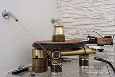 Mono and Stereo High-End Audio Magazine: Mono & Stereo DalbyAudioDesign Selected Edition Kuzma Stabi S tuning