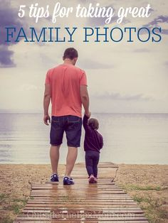 One of my favorite ways of capturing everyday and some of my all time favorite moments in time with my family is using my camera. I'll tell you everything you need to know with these tips for taking family photos.