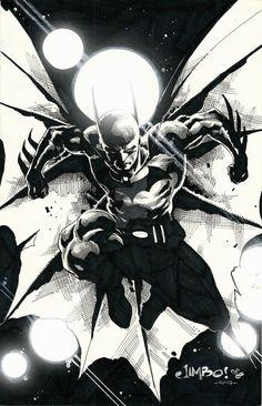 Batman by Jimbo02Salgado
