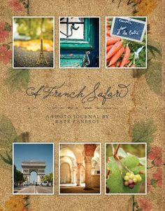beautiful travel book