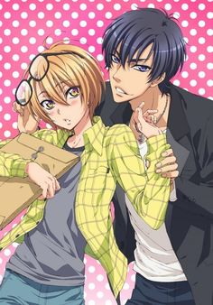 Love Stage!! - odcinki online :: On-Anime.pl