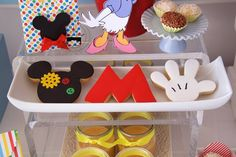 mickey-mouse-clubhouse-2nd-birthday-cookies