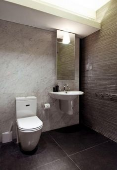 anthracite tileBeautiful Wooden Apartment Decorating Decorating: Marble Grey Tile Bathroom Beautiful Wooden Apartment Decorating 590x859 Picture 01