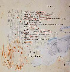 Basquiat.man dies  man dies