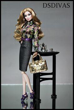 Barbie executiva
