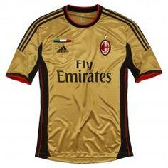 AC Milan third jersey 13/14