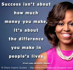 ... Michelle Obama Share Inspire Quotes - Inspiring Quotes Love Quotes