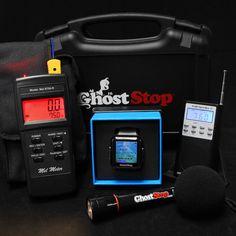 Ghost Box & EMF Kit Ghost Hunting