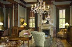 WENTWORTH MANSION FRONT PARLOR
