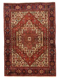 Tapis persans - Goltog  Dimensions:146x102cm