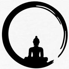 Enso, Zen, meditation, Buddha, Buddhism, Japan Tee shirts - T-shirt Bio Femme
