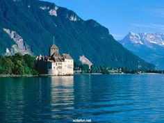 Lake Lucerne, Lucerne, Switzerland
