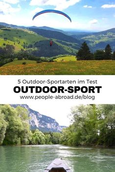 Outdoor Activities: 5 tips for active travel Outdoor activities can be perfectly combined with traveling. You discover regions and can experience nature. Five outdoor sports in the test. Travel Activities, Outdoor Activities, Outdoor Travel, Outdoor Gear, Sport Outdoor, Outdoor Reisen, Greece Itinerary, Reisen In Europa, South Lake Tahoe