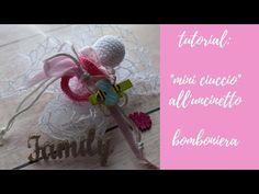 "tutorial : ""mini ciuccio all'uncinetto""|| bomboniera|| - YouTube Make An Effort, Raising Kids, Mini, Make It Yourself, Christmas Ornaments, Holiday Decor, Youtube, Blog, Video"