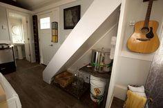 Staircase - Notarosa by Titan Tiny Homes