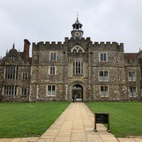 """""""I adore this house, and the parkland is lovely for walking, picnicking and. National Trust, Castles, Around The Worlds, Mansions, House Styles, Home, Chateaus, Manor Houses, Villas"""