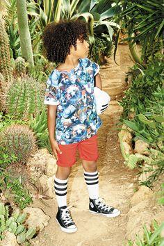 Kids fashion - Little Eleven Paris - Spring Summer 2015 Collection