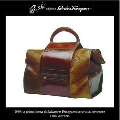 #Ferragamo #stars #mariobruschi #fashion #shoeporn #bags #womenswear #hautecotoure #shoes #madeinitaly #florence #firenze #fashionstories #first #bag #1949