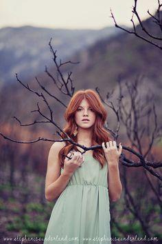 destroying. beautiful. burnt. warm {fashion} — stephanie sunderland photography