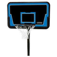 "Lifetime Stream Line 44"" Steel Portable Basketball Hoop : Target"