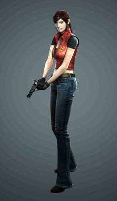 Claire Redfield - Resident Evil Wiki - The Resident Evil encyclopedia