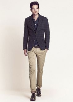 99850ecd847 Business casual look for Max Rogers.    HebyMango Fashion Belts