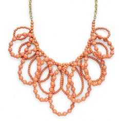 Bellini Beads Necklace $22