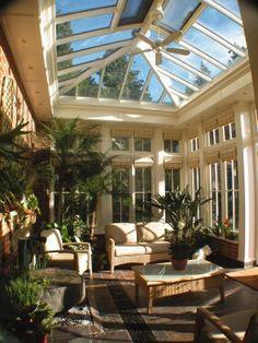 garden room by Oak Leaf Conservatories