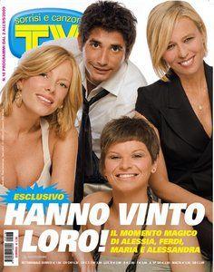 SCRIVOQUANDOVOGLIO: TV SORRISI E CANZONI (02/05/2009)
